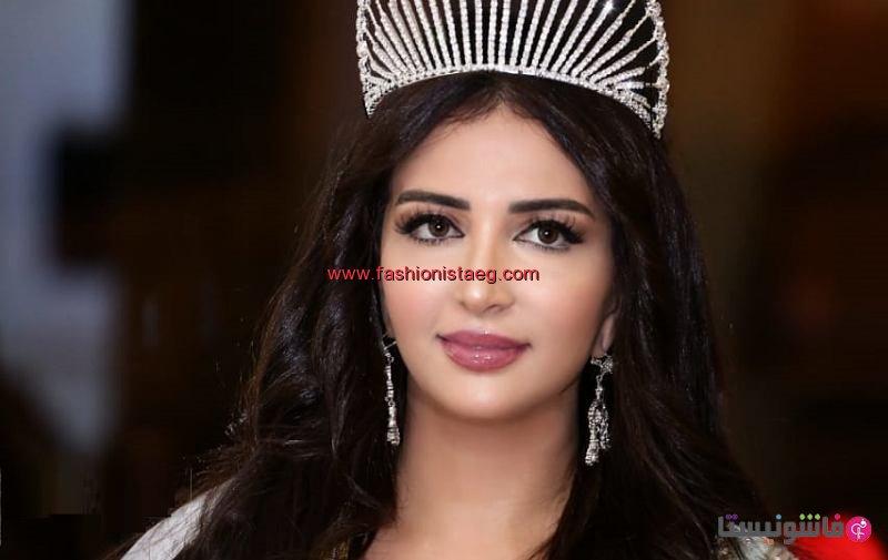 فاشونيستا ملكة جمال المغرب نبيلة عقيلي إلى باريس بعد التتويج