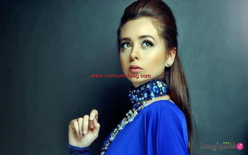 eab235c5d فاشونيستا   هبه مجدي تكشف عن اطلالتها الأولى في الحمل من داخل محل ...