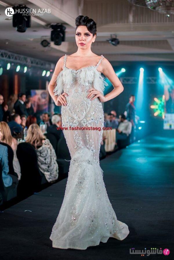 9610360ddb308 فستان زفاف 2017